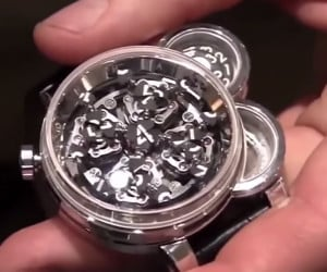 Unique Watch Movements