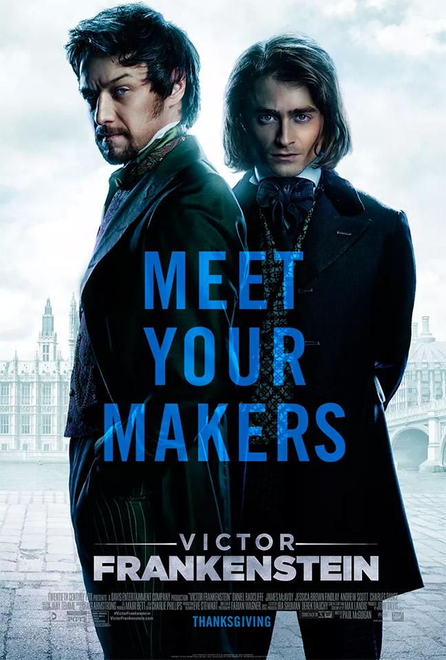 Victor Frankenstein (Trailer)
