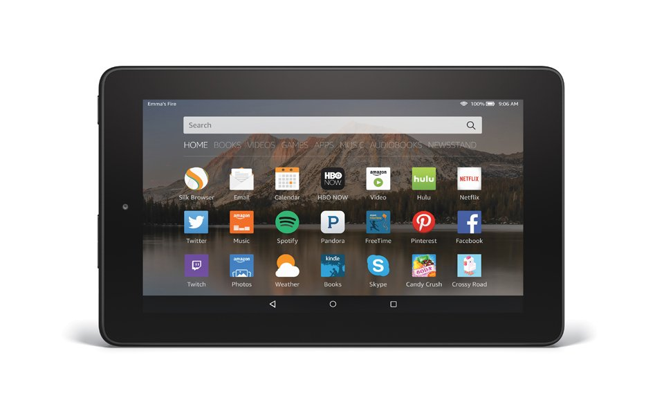 2015 Amazon Fire Tablet - The Awesomer