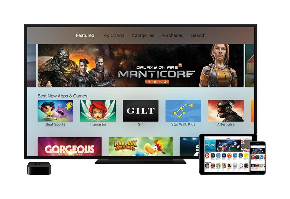 2015 Apple TV