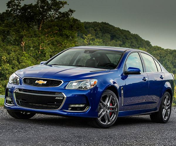 2016 Chevrolet Ss Camshaft: 2016 Chevrolet SS