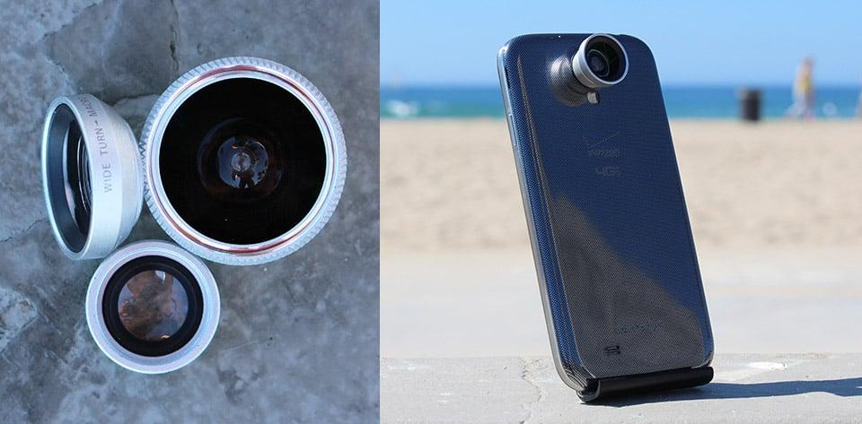 Deal: 3-in-1 Smartphone Lens Set