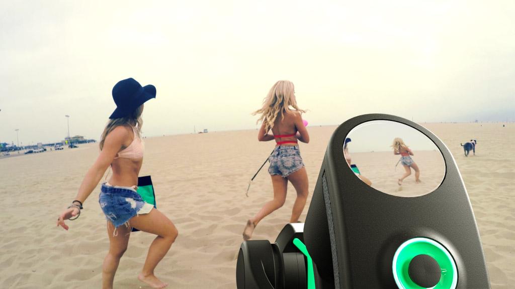 Aeon GoPro Video Stabilizer