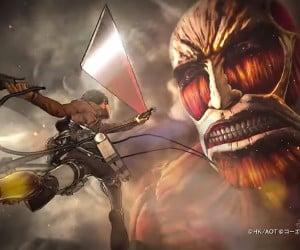 Attack on Titan Game (Teaser)