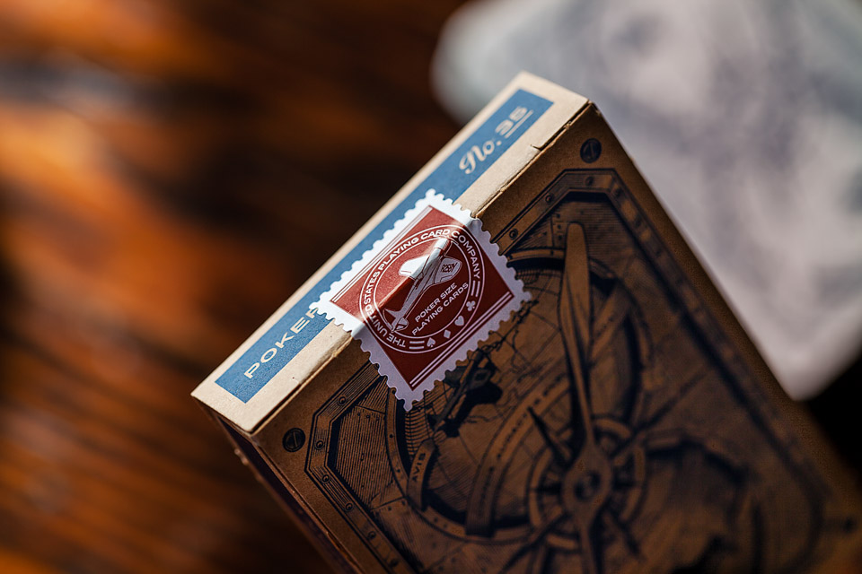 Aviator Heritage Edition Playing Cards