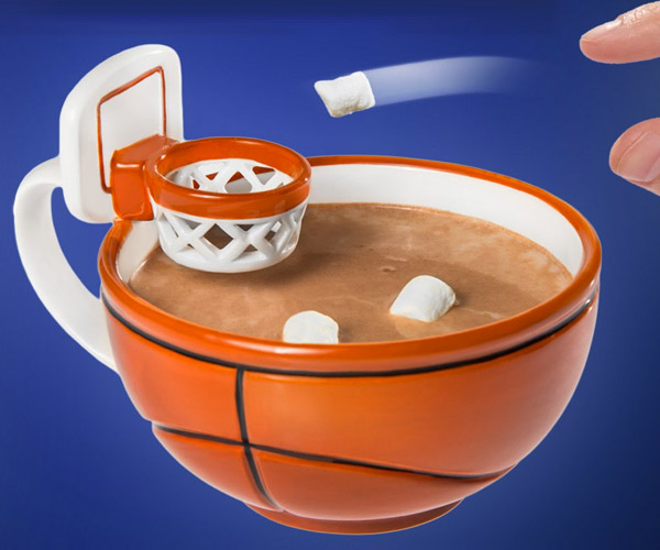 The Basketball Mug