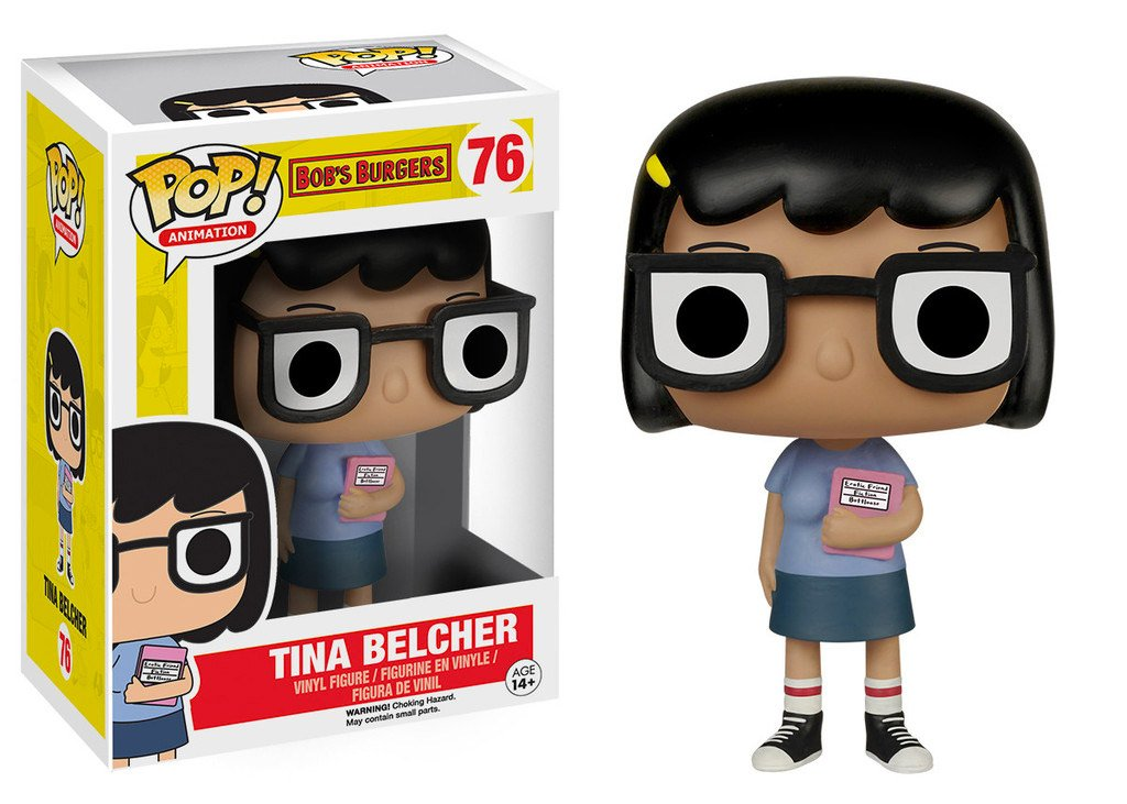 Funko Pop X Bob S Burgers The Awesomer