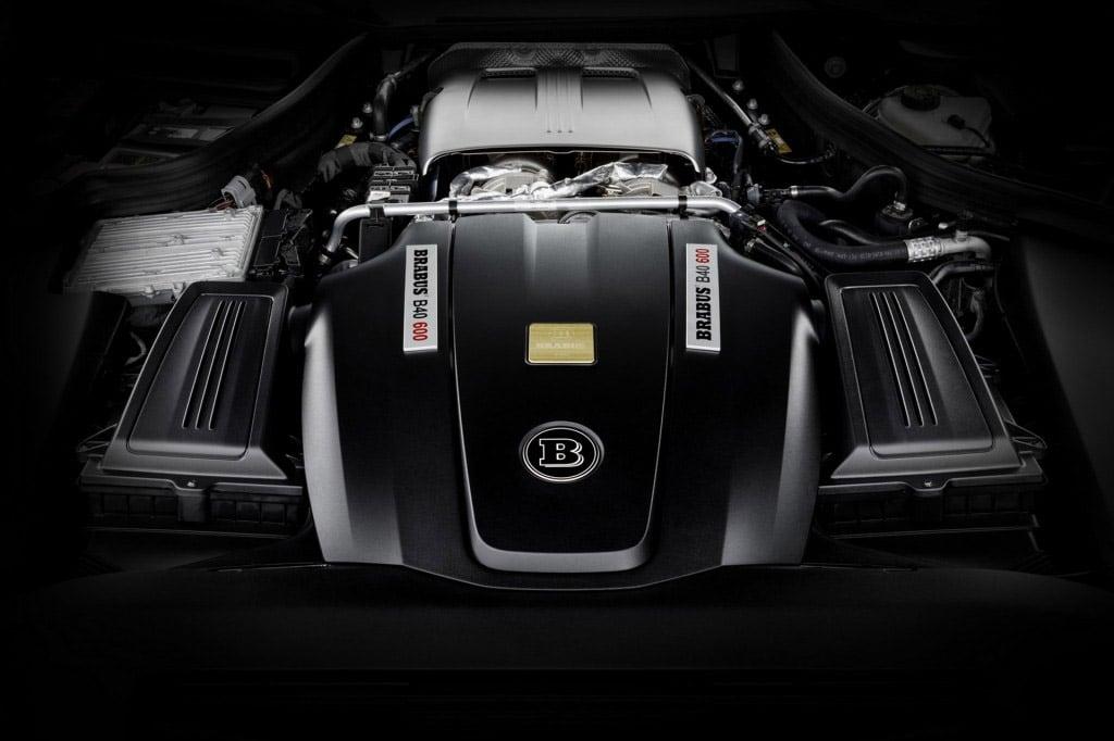 Brabus 600 Mercedes AMG GT S