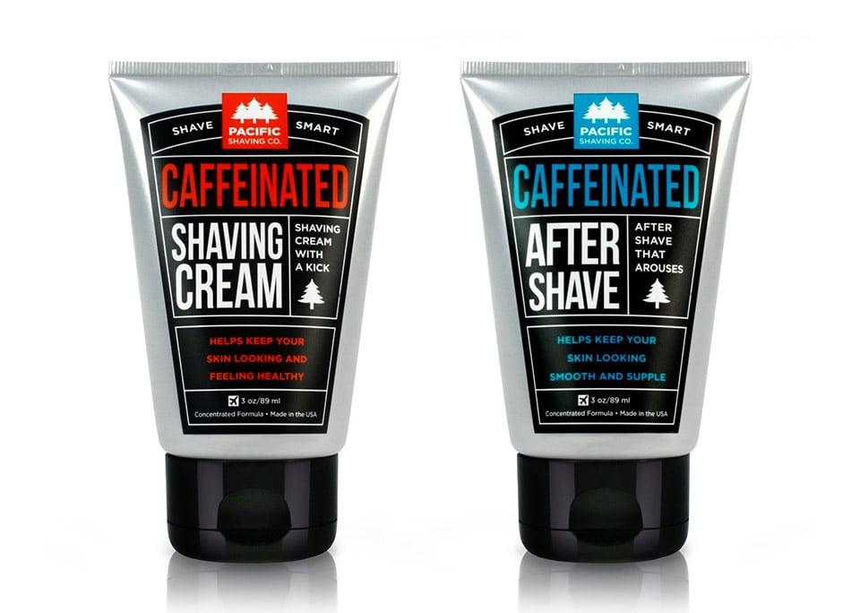 Caffeinated Shave Set