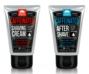 Caffeinated Shave Set