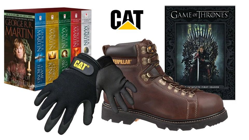 Cat: Tug of War Giveaway
