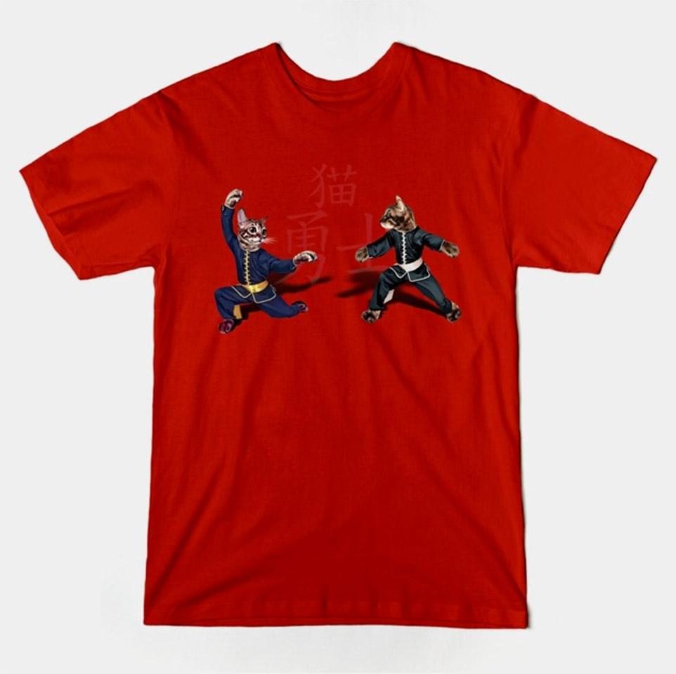 Cat Warrior T-Shirt