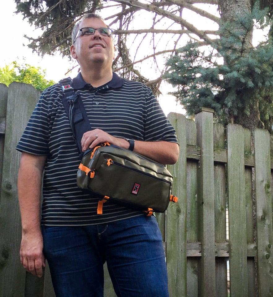 Chrome Kadet Bag