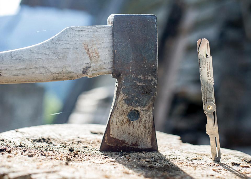 Crono Pocket Knife Tool