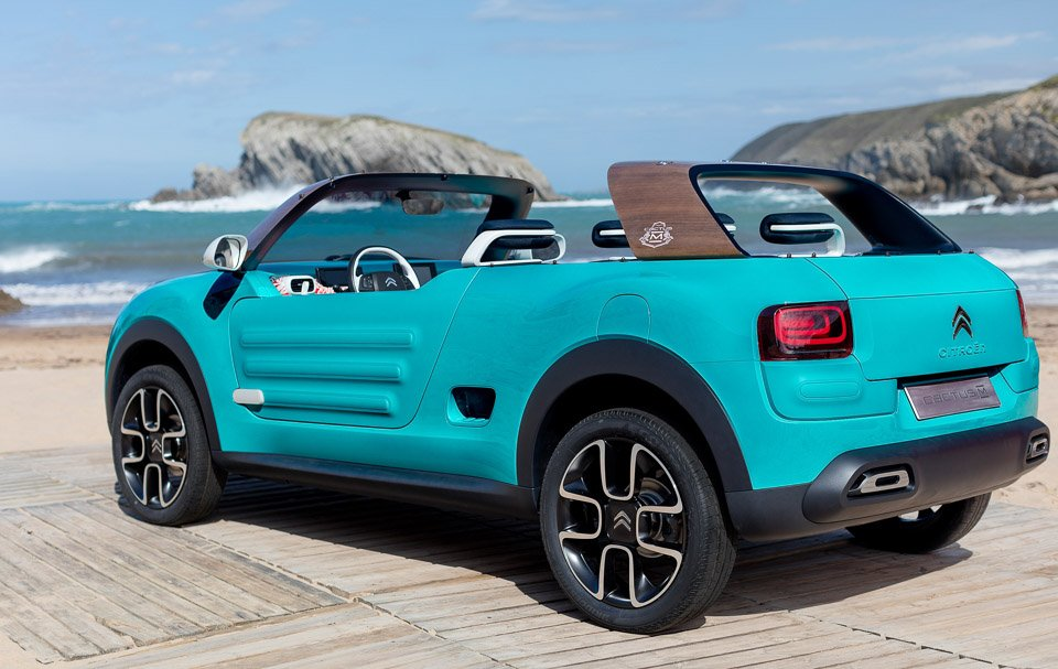 Citro n cactus m concept the awesomer for Citroen cactus concept