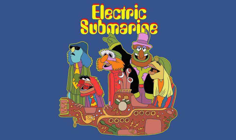 Electric Submarine T-Shirt