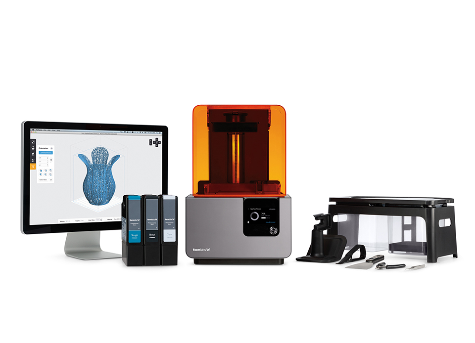 Form 2 3D Resin Printer