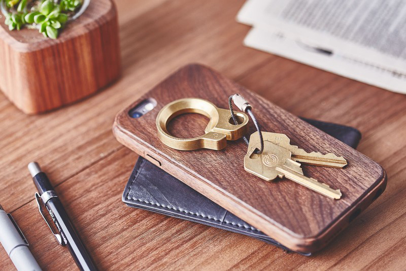 Grovemade Key Ring