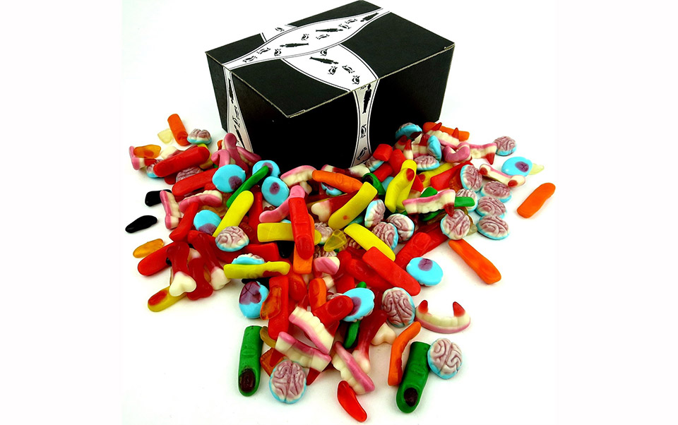 Missing Body Parts Candy