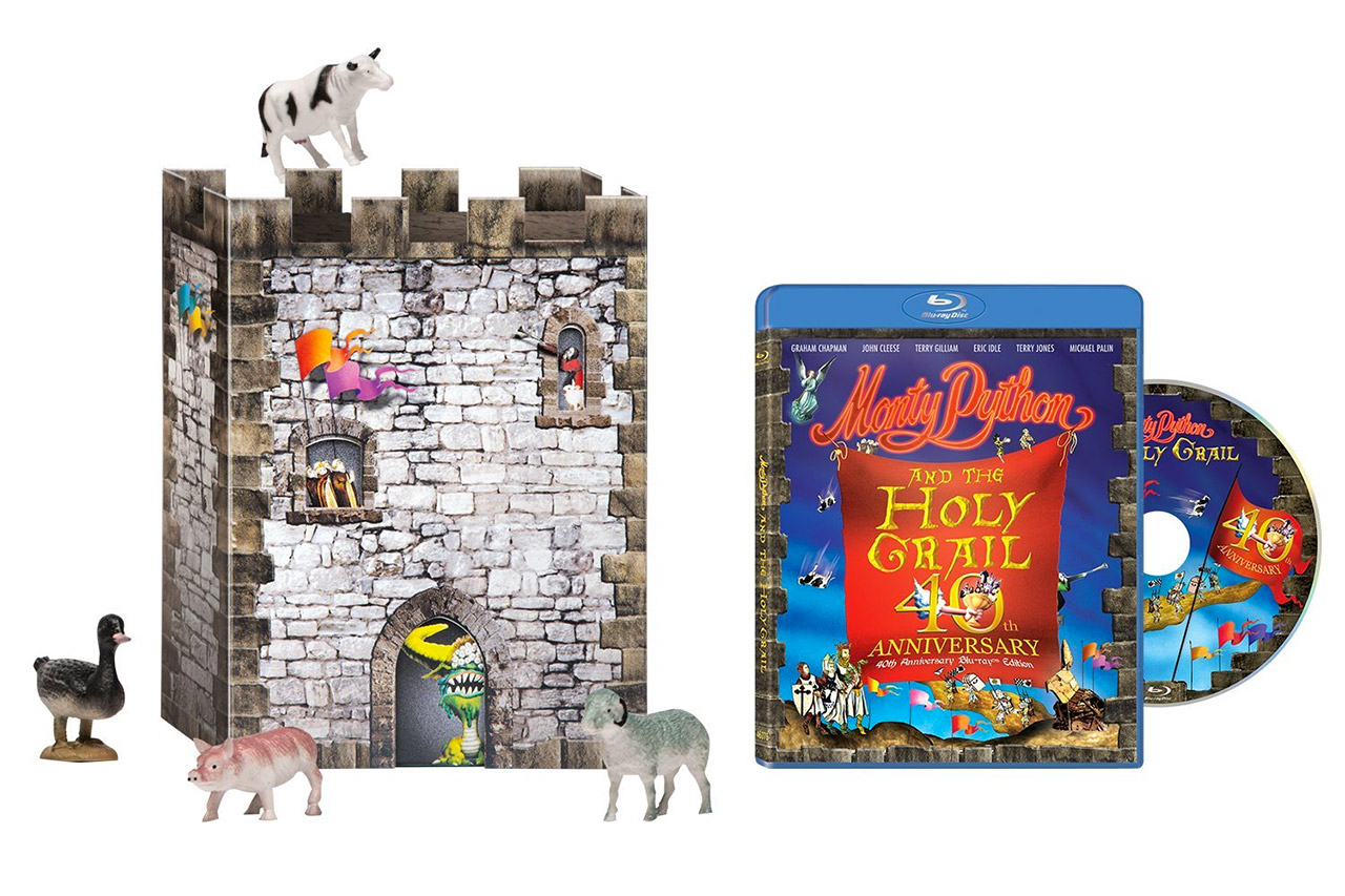 Holy Grail: 40th Anniversary Box Set