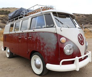 Icon Derelict 1967 VW Camper