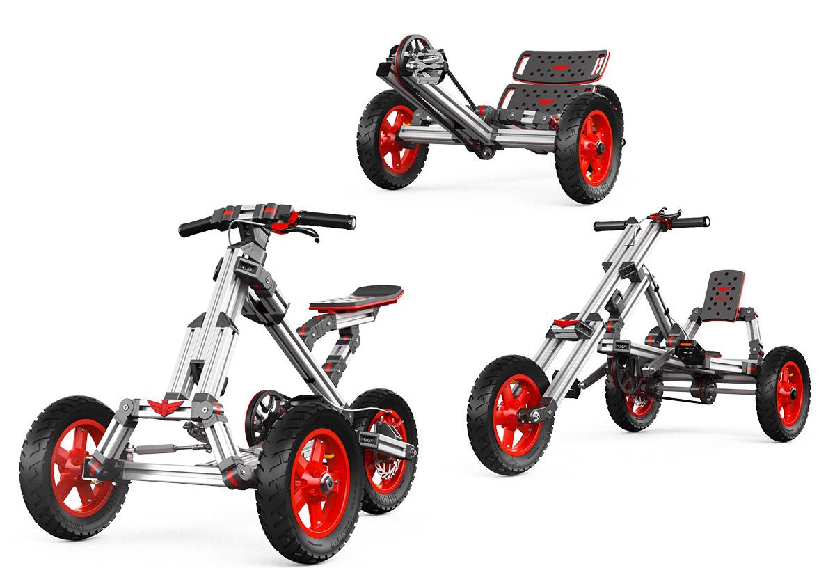 Infento Constructible Rides