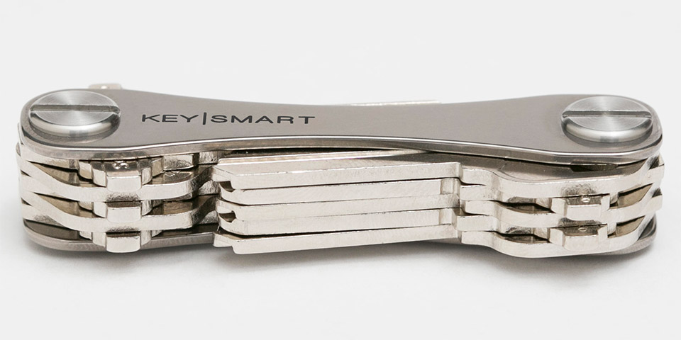 Last Chance: KeySmart 2.0 Titanium