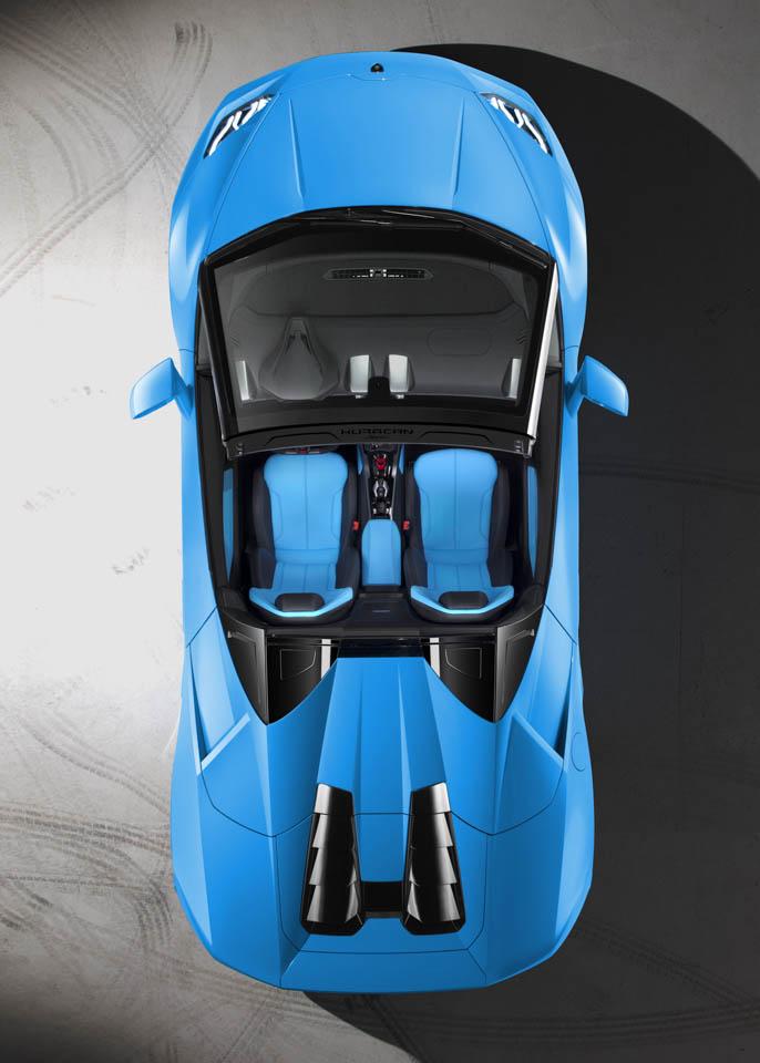 Lamborghini Huracán 610-4 Spyder