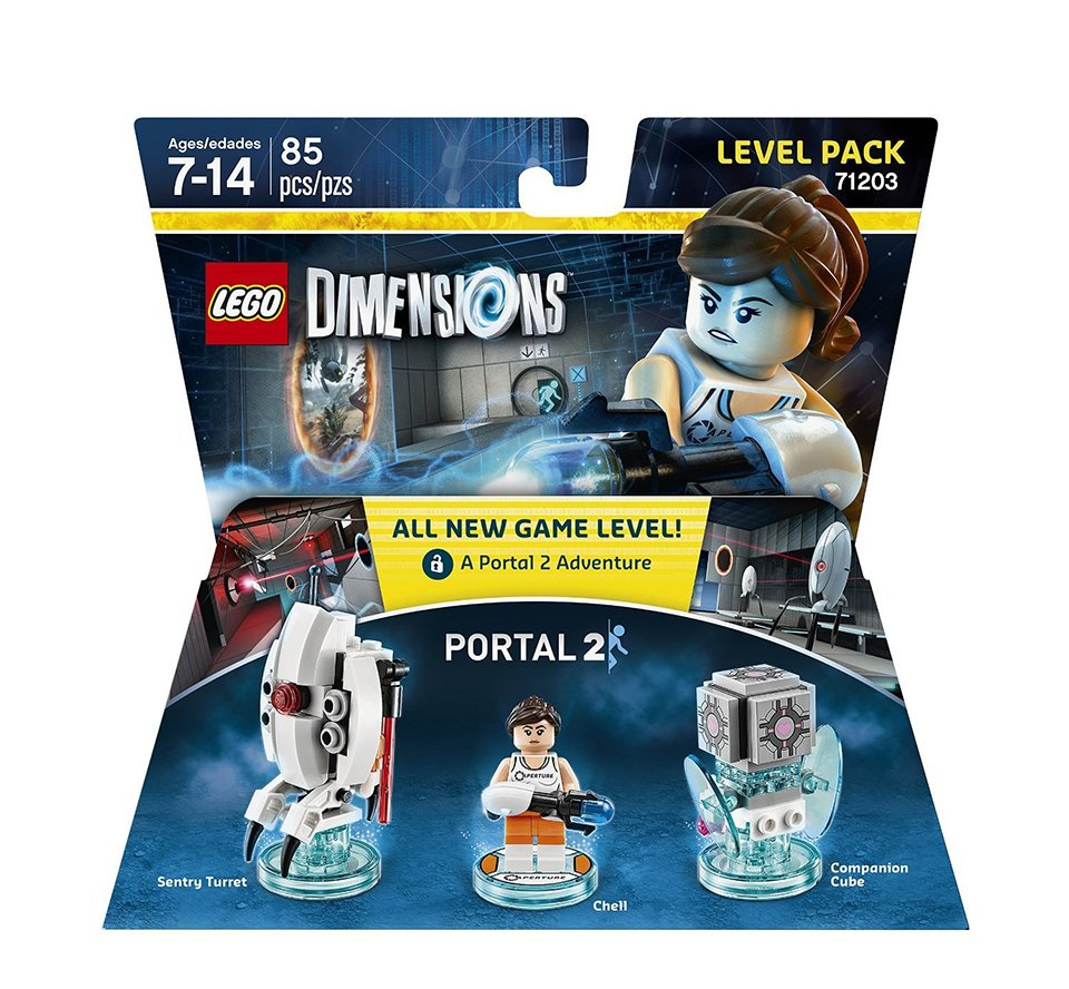 LEGO Dimensions Portal Level Pack