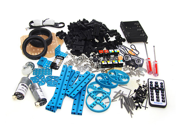 Deal: Makeblock Starter Robot Kit