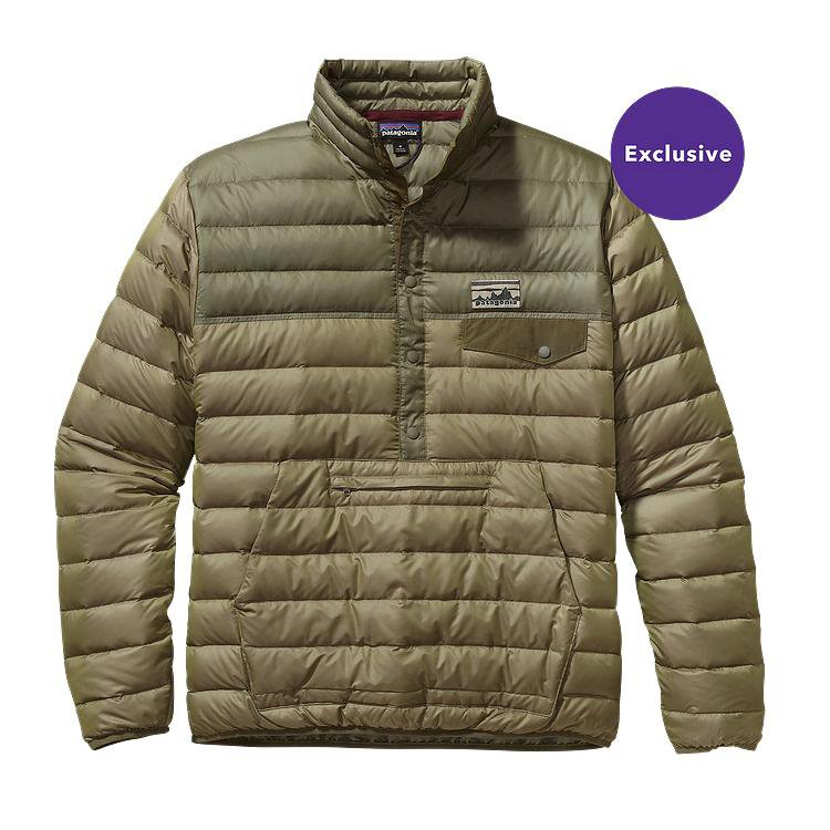 Patagonia Down Snap-T Pullover