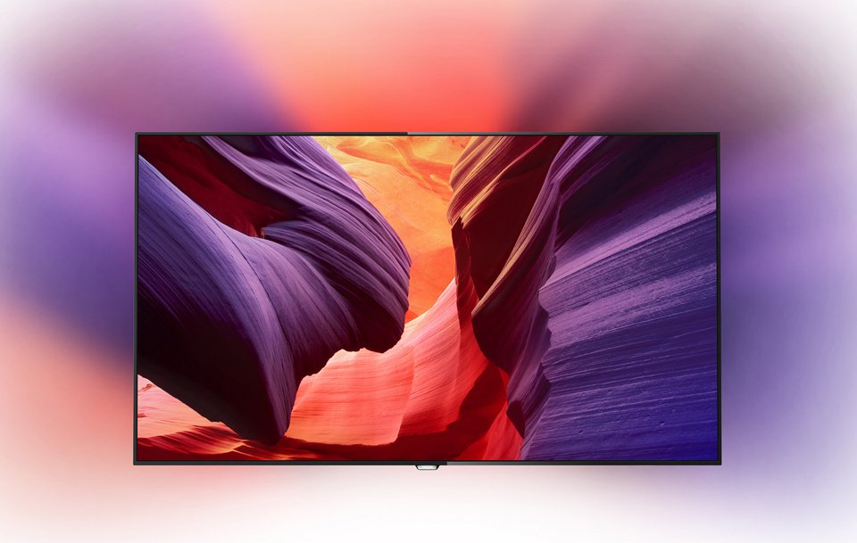 Philips AmbiLux UHD TV