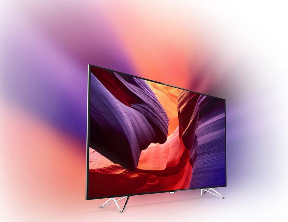 Philips AmbiLux UHD TV