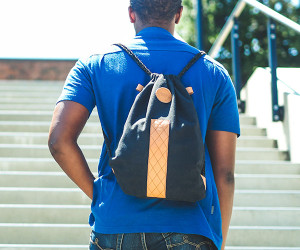 Rever Urban Drawstring Bag