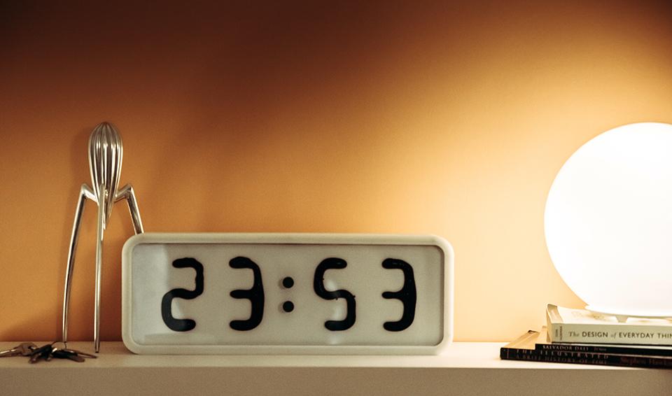 Rhei Clock