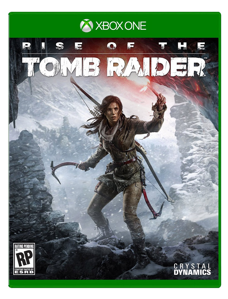 Rise of the Tomb Raider (Trailer)