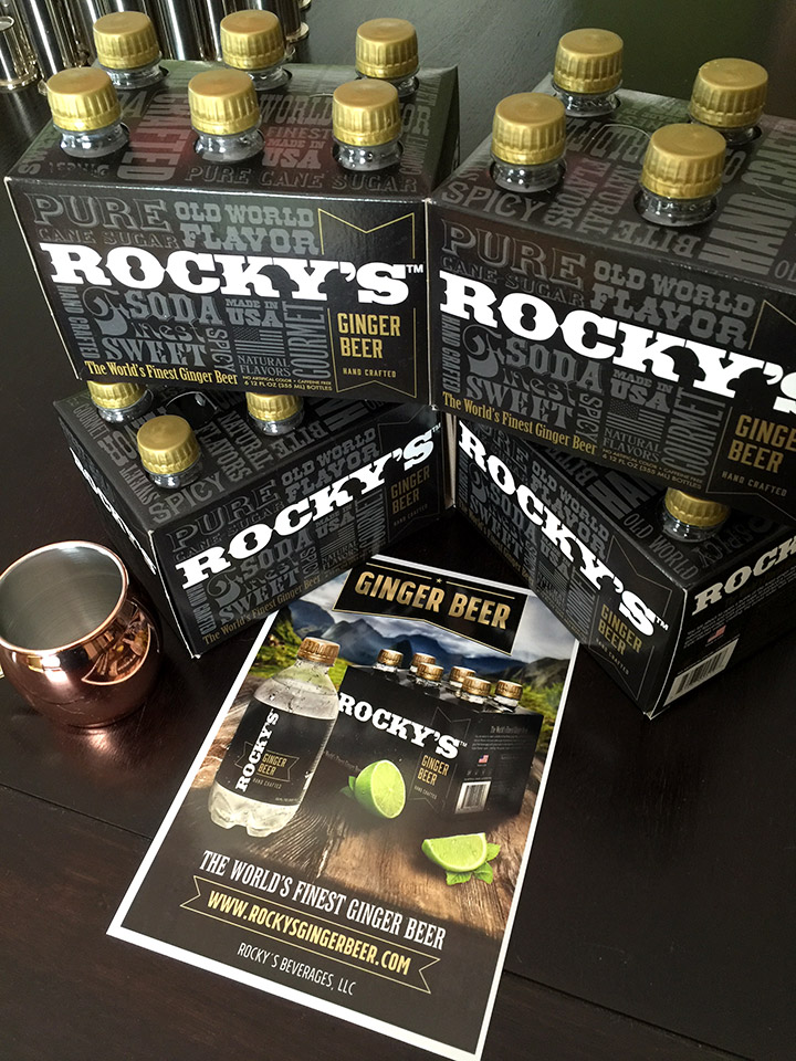 Rocky's Ginger Beer