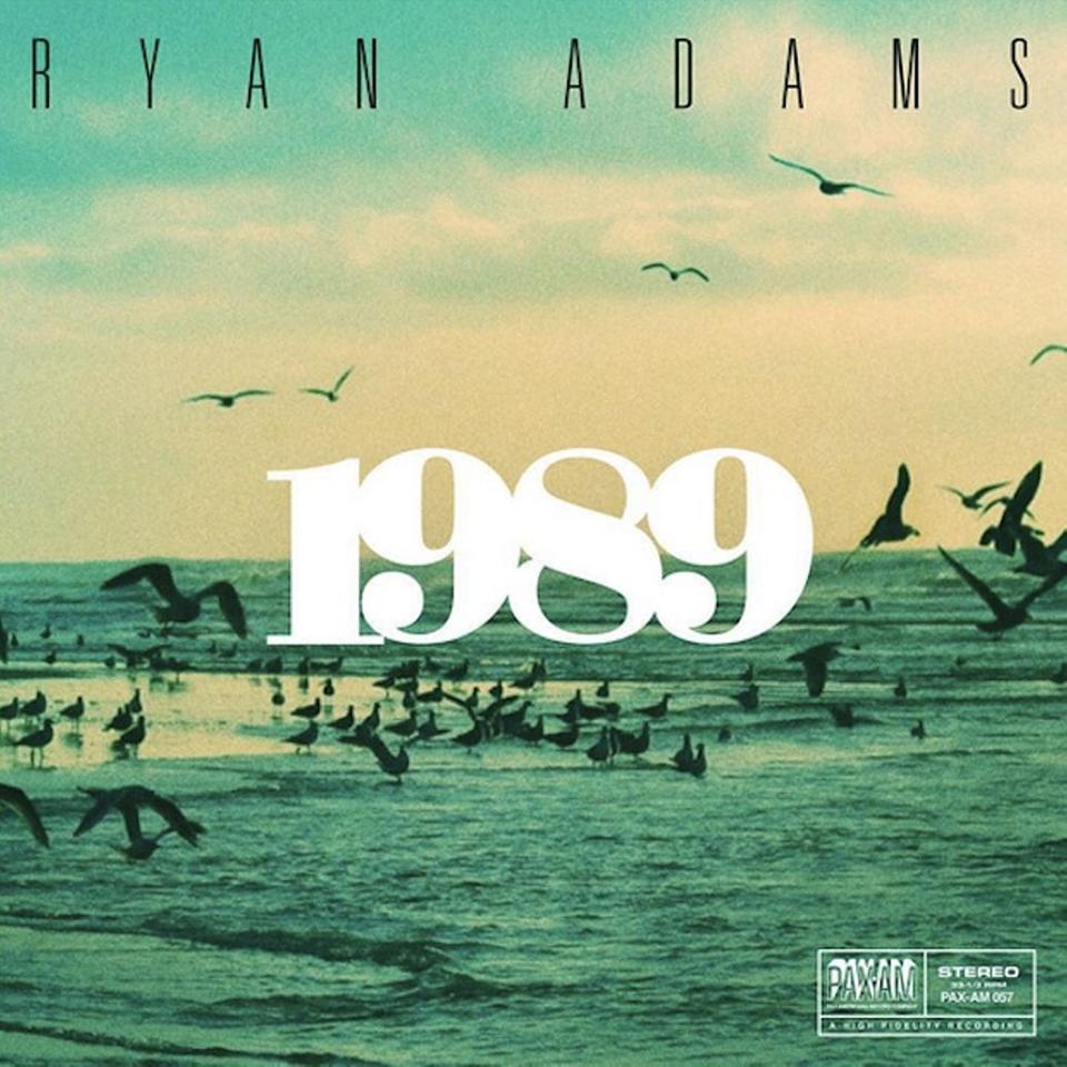 Ryan Adams: 1989