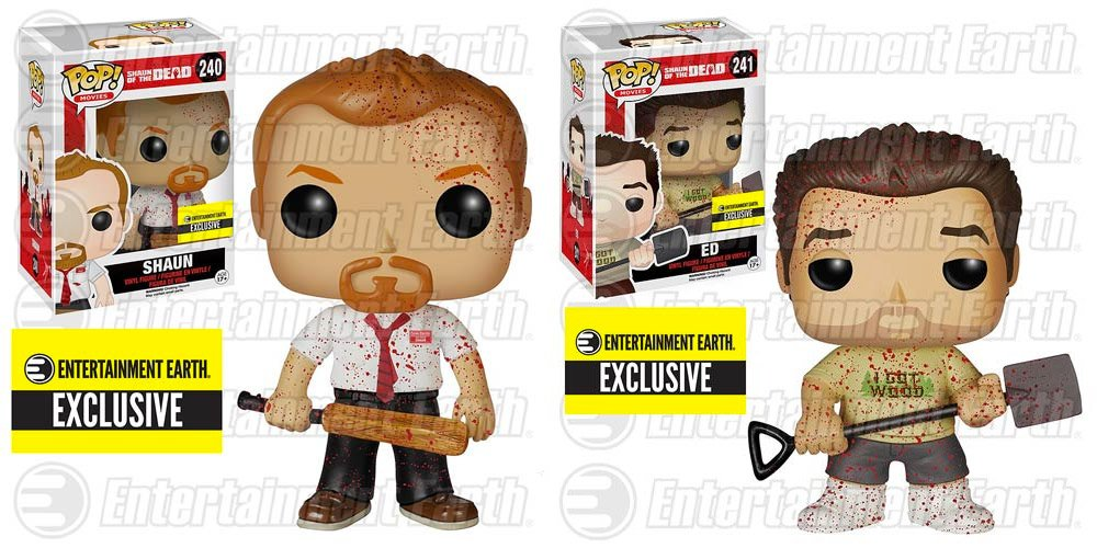 Funko POP! x Shaun of the Dead