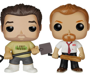 Shaun of the Dead x Funko POP!