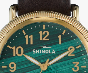 Shinola Stone Dial Collection