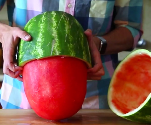 Skinning a Watermelon