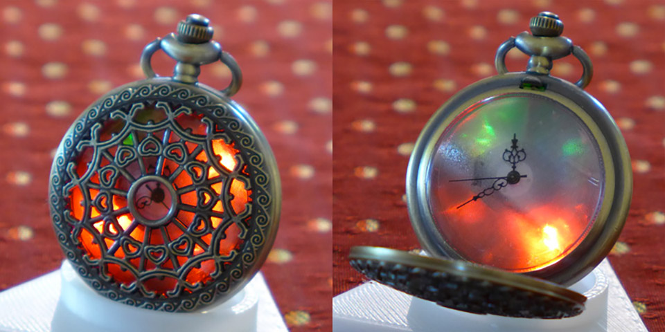 Starling Pocket Watches