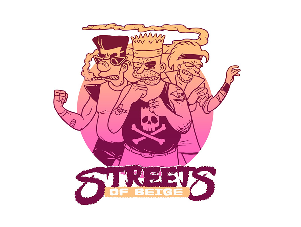 Streets of Beige T-shirt