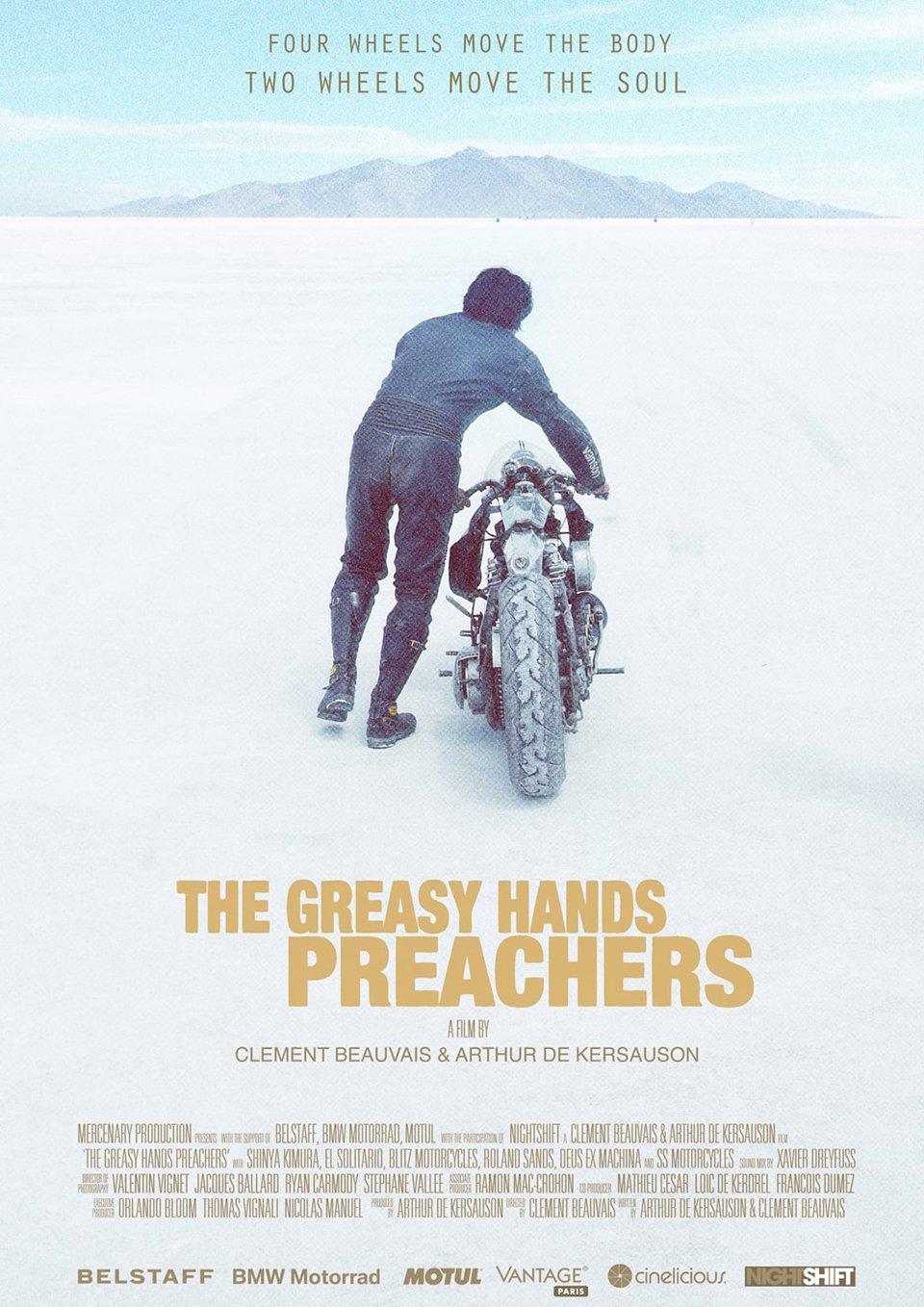 The Greasy Hands Preachers (Trailer)