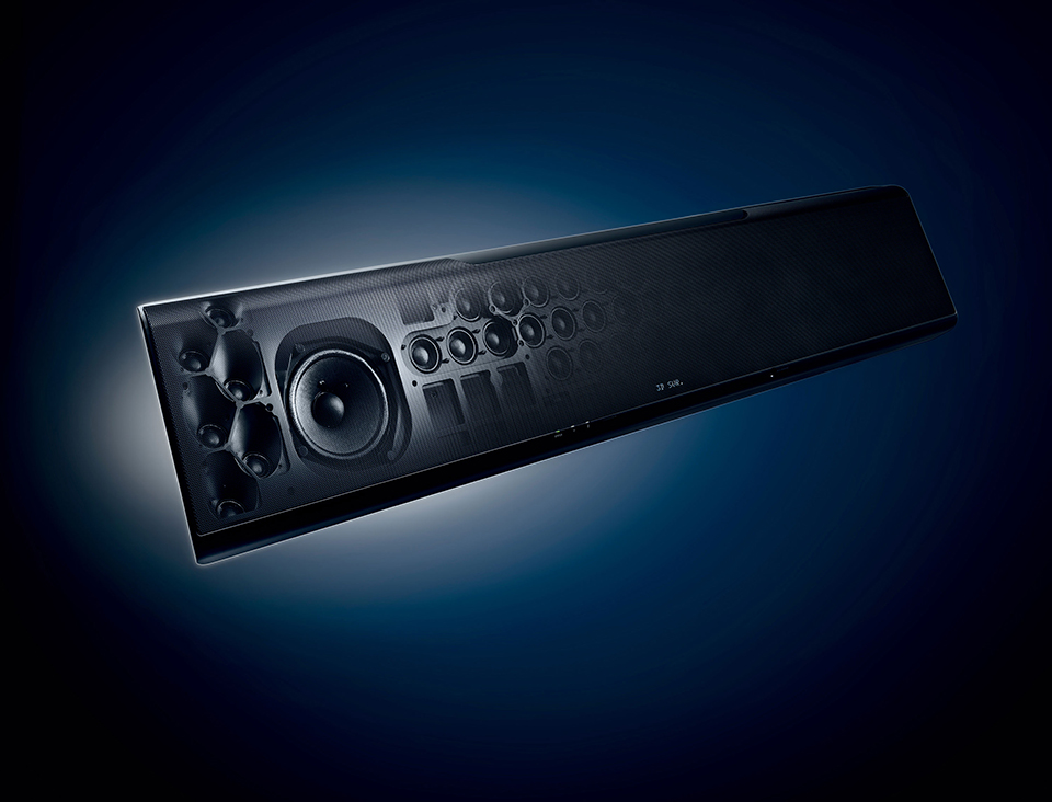 Yamaha YSP-5600 Sound Bar