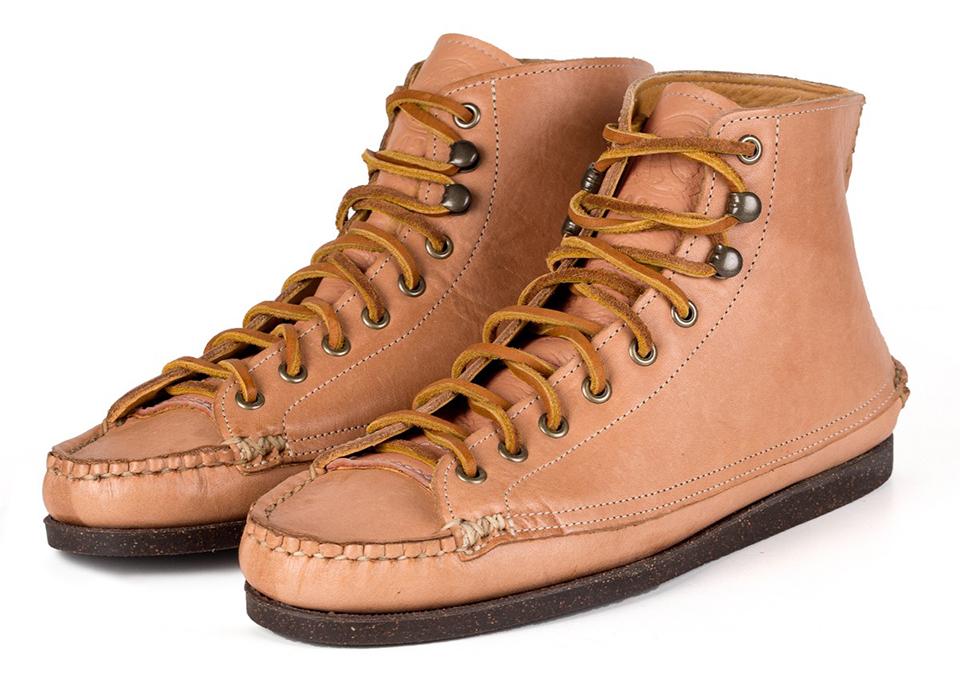 Yuketen Greenway Sneaker Moc High