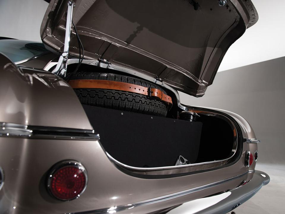 1953 Ferrari 250 Europa Vignale