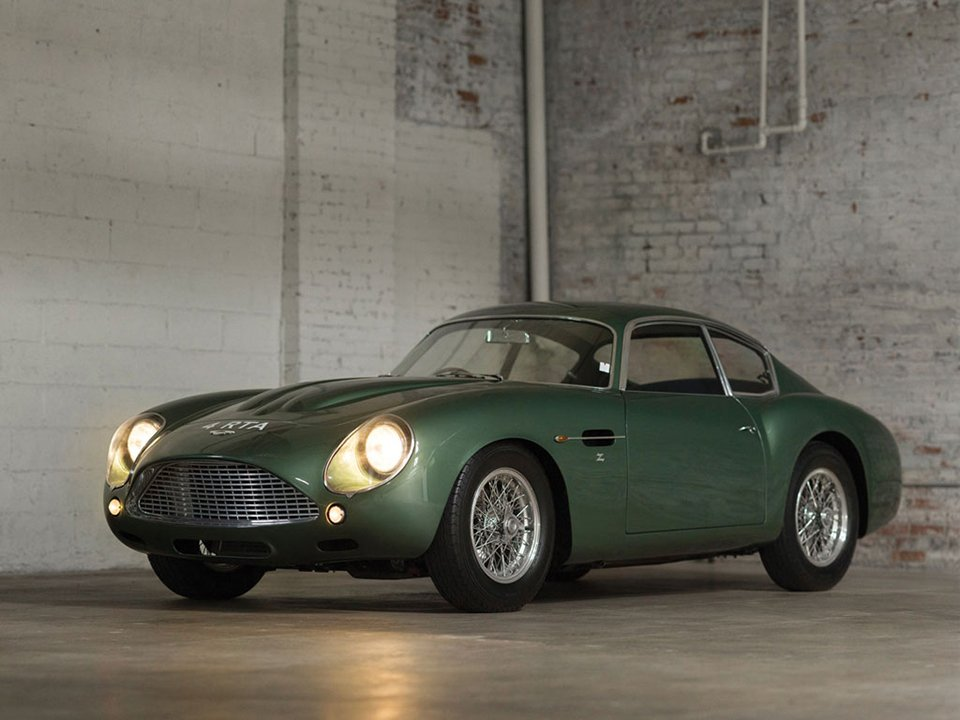 1962 aston martin db4 gt zagato the awesomer. Black Bedroom Furniture Sets. Home Design Ideas