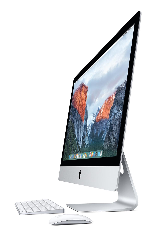 2015 Apple iMac